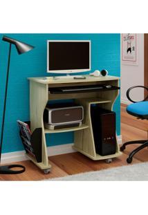 Mesa Para Computador Artely 160 Com Rodízios