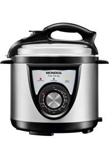 Panela De Pressão Elétrica Mondial Pratic Cook, Capacidade 4 Litros - Pe-27
