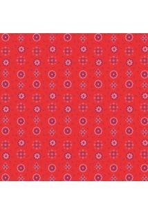 Tecido Adesivo Compose Dona Vermelho Roxo E Rosa
