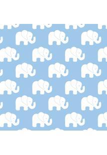 Tecido Adesivo Elefantes