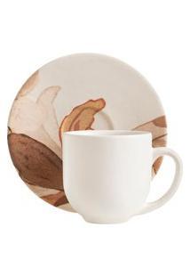 Xícara De Café Terraflora 110 Ml Home Style