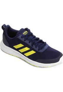 Tênis Adidas Cf Element Race Masculino - Masculino-Azul+Amarelo