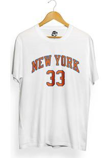 Camiseta Bsc New York 33 - Masculino-Branco