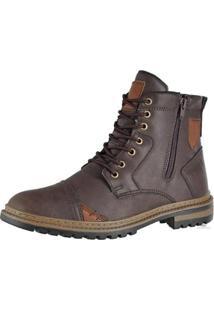 Bota Coturno Attative Boots Masculino - Masculino