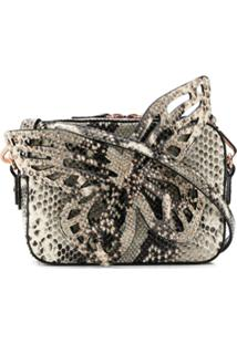 Sophia Webster Bolsa Estruturada Flossy Butterfly - Neutro