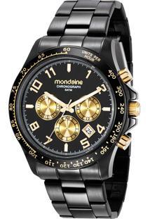 Relógio Mondaine Feminino Chronograph 78754Lpmvps2