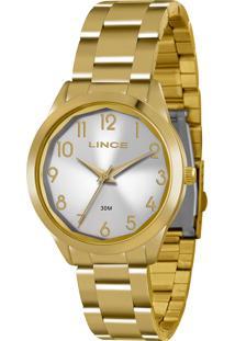 6dc787cd300 Relógio Digital Dourado Vidro feminino