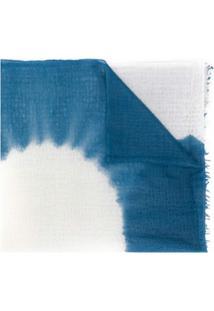 Suzusan Xale De Cashmere - Azul