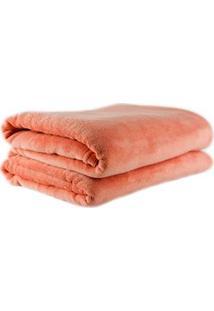 Cobertor Infantil Viagem Parahyba Em Microfibra Com 1 Peça - Tutti Frutti