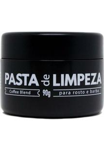 Pasta Barba Urbana De Limpeza E Esfoliante Para Barba E Rosto 90G - Masculino