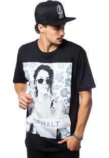 Camiseta Asphalt Censored Masculina - Masculino