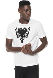 Camiseta Cavalera Aguia Branca