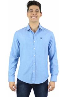 Camisa Norfolk Listrada - Masculino