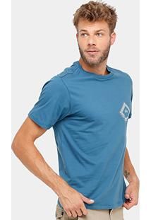 Camiseta Quiksilver Básica In The Water Masculina - Masculino