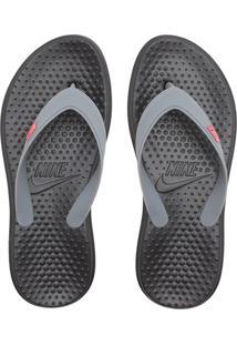Chinelo Nike Sportswear Solay Thong Cinza