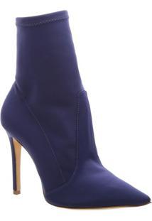 Bota Acamurçada - Azul Marinhoschutz