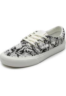 Tênis Dc Shoes Trase Tx Le Bege/Preto