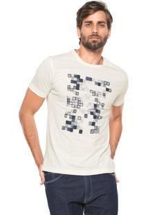 Camiseta Aramis Ladrinho Off-White