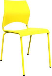 Cadeira Paladio Amarelo