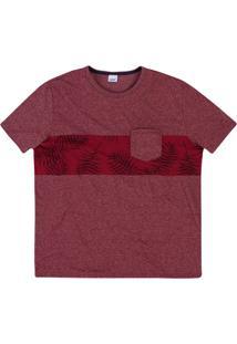 Camiseta Tradicional Folhagem Wee!
