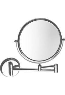 Espelho De Parede Lorenzetti Lorenflex 2080 C27 8 Pol Metal Cromado