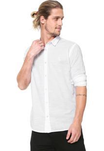 Camisa Reserva Reta Guara Branca