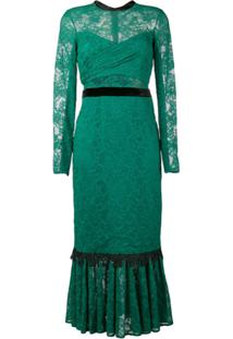 Three Floor Vestido 'Ursula' - Verde