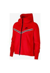 Blusão Nike Sportswear Tech Fleece Windrunner Feminino