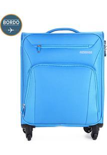 Mala De Viagem American Tourister By Samsonite South Beach Pequena - Masculino-Azul