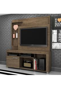 Estante Para Tv Icaro Até 50 Polegadas 599023 Rijo - Madetec