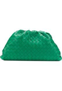 Bottega Veneta The Pouch Bag - Verde