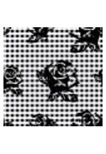 Papel De Parede Autocolante Rolo 0,58 X 3M - Flores 855306