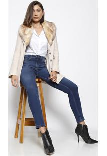01ccc061e2 ... Jeans Capri Paula - Azul - Le Lis Blancle Lis Blanc