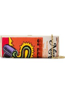Marc Jacobs New York Magazine Clutch - Laranja