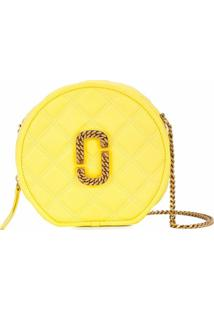 Marc Jacobs Bolsa Transversal Christy - Amarelo