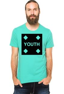 Camiseta Rgx Youth Verde