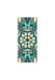 Adesivo Decorativo De Porta - Mandala - 2354Cnpt