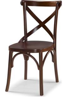 Cadeira X Cor Imbuia - 31335 - Sun House