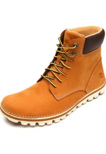 Bota Timberland Brookton 6In Lace Up Wheat