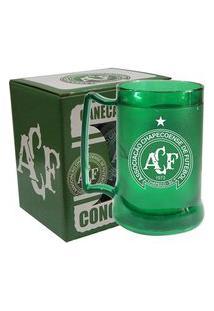 Caneca Gel Chapecoense Verde Escudo