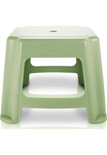 Banquinho Jacki Design Ayj17253-Ve Verde Unico