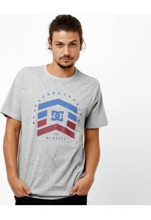Camiseta Dc Shoes Sarg - Masculino