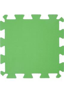 Tapete Tatame Loja Da Maria Eva 50X50X2Cm 20Mm Verde