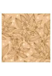 Papel De Parede Autocolante Rolo 0,58 X 3M - Flores 287142590
