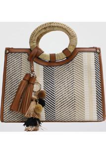 Bolsa Hand Bag Relax (Coral, Único)