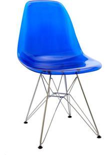 Cadeira Eames Iii Azul