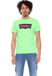 Camiseta Levis Logo Batwing Graphic - M