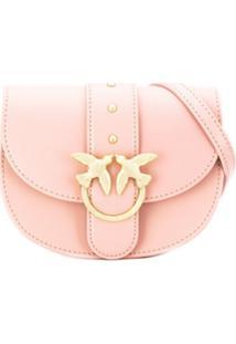 Pinko Baby Love Shoulder Bag - Rosa
