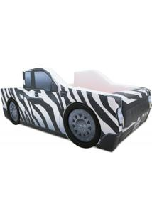 Cama Carro Adventure Preto