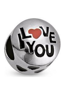 Pingente Life I Love You